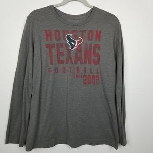 NFL | Houston Texans Football | long sleeve